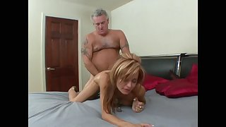famous daddy joey butta with 2nd wife (hd, pt 5 of 5)
